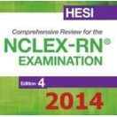 HESI Comprehensive Review for the NCLEX-RN Examination, 4e