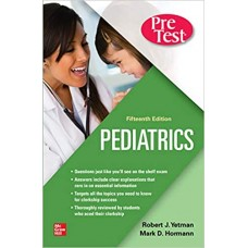 Pediatrics PreTest Self-Assessment And Review, Fifteenth Edition 15th Edition
