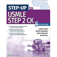 Step-Up to USMLE Step 2 CK 5th Edition رنگی