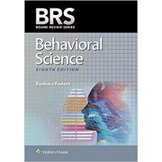 BRS Behavioral Science (Board Review Series) 8th Edition