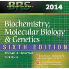 BRS Biochemistry, Molecular Biology, and Genetics - Board Review Series 2014
