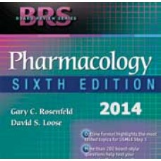 BRS Pharmacology - Board Review Series 2014