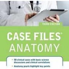 Case Files Anatomy 3 edition