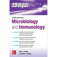 Deja Review: Microbiology and Immunology, Third Edition 3rd Edition