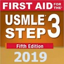 First Aid for the USMLE Step 3, Fifth Edition 5th Edition تمام رنگی