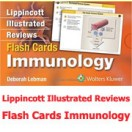 Lippincott Illustrated Reviews Flash Cards: Immunology 2016