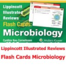 Lippincott Illustrated Reviews Flash Cards: Microbiology 2014