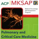 MKSAP 17 - Pulmonary and Critical Care Medicine