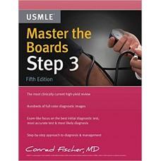 کتاب مستردبورد Master the Boards USMLE Step 3 , Fifth edition 2019 تمام رنگی