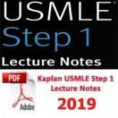 e-BOOK - Kaplan USMLE Step 1 Lecture Notes,2019