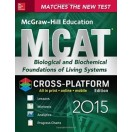 McGraw-Hill Education MCAT Biological and Biochemical Foundations of Living Systems 2015
