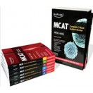 کتابهای MCAT کاپلان 2017-2016 MCAT Complete 7-Book Subject Review-Third Edition
