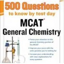 کتاب MCAT General Chemistry Questions