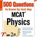 کتاب MCAT Physics Questions