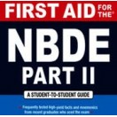 کتاب First Aid for the NBDE Part II