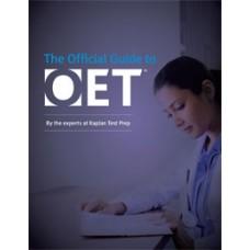 کتاب کاپلان Official Guide to OET (Kaplan the Official Guide to Oet)  همراه Audio