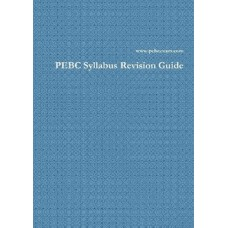 PEBC Syllabus Revision Guide