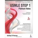 کتاب   USMLE Platinum Notes Step 1 2nd Edition
